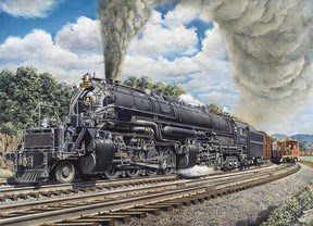 Showing Off - The B&O EM-1 2-8-8-4 Articulated Locomotive